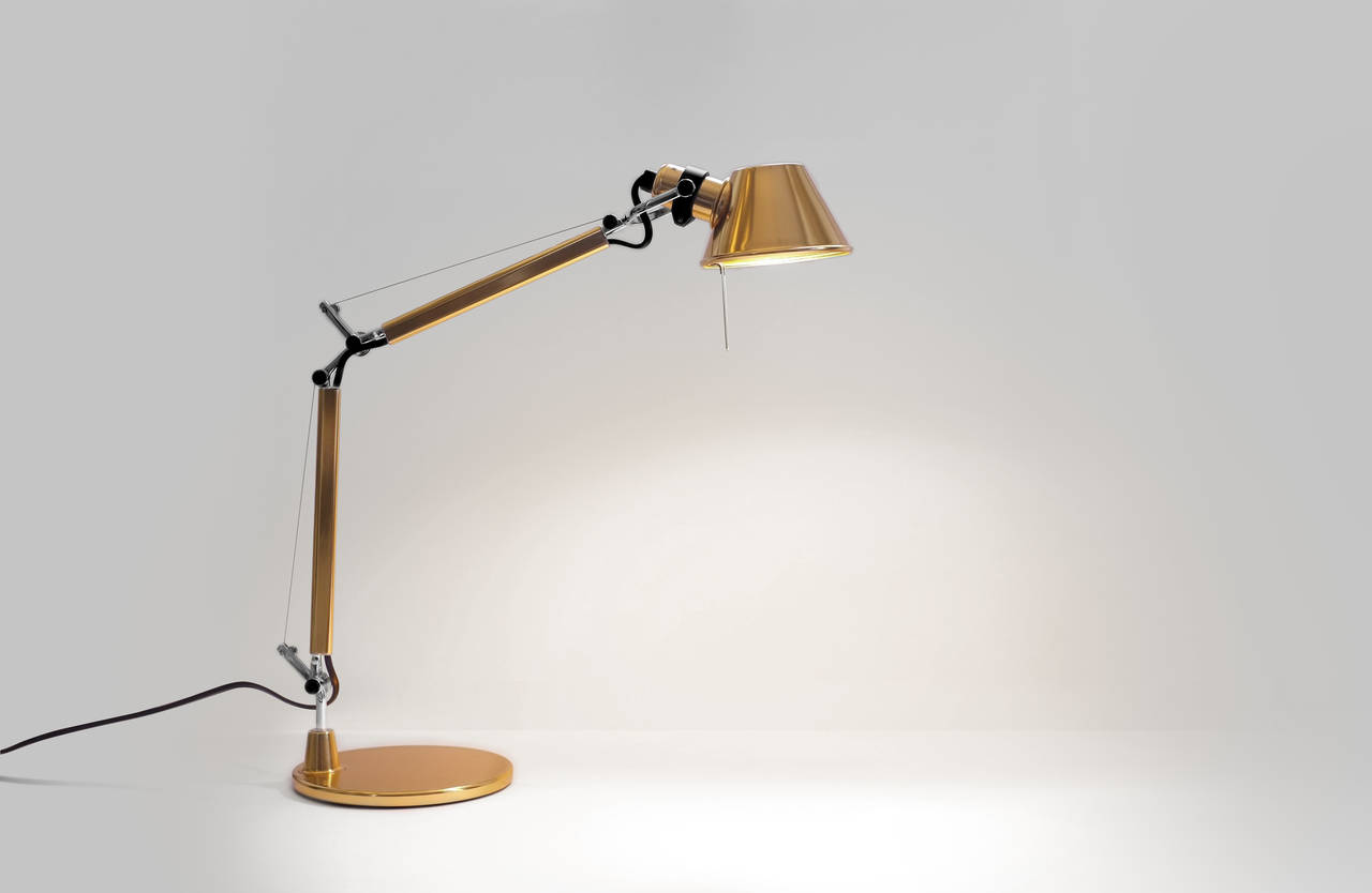 Tolomeo Micro Gold Limited Edition Natale 2016