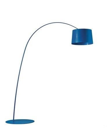 Foscarini Twiggy LED Terra Indaco
